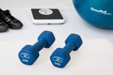 spare room gym