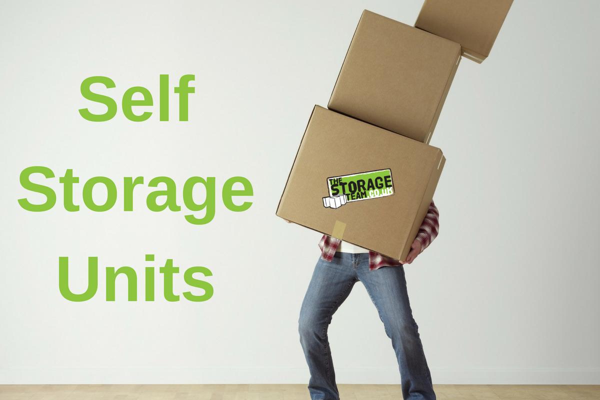 Self Storage Units in Wigan