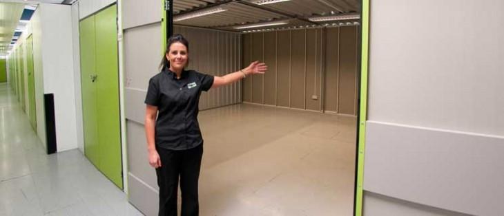 storage units in wigan