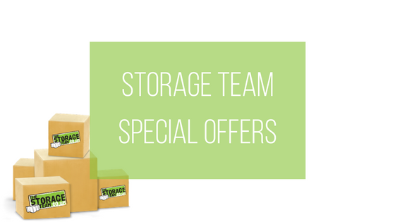 Storage Special Offers